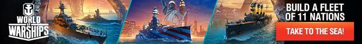 World of Warships!